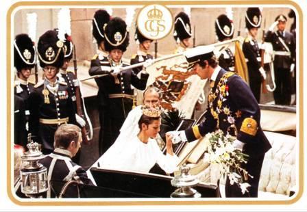 Carlos Gustavo XVI y Silvia IMAGE0082