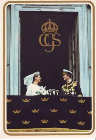 Carlos Gustavo XVI y Silvia IMAGE0083