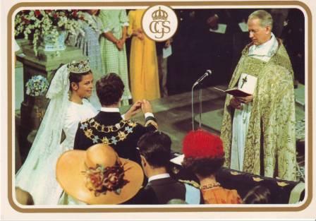 Carlos Gustavo XVI y Silvia IMAGE0084
