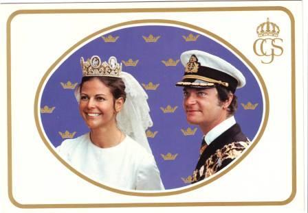 Carlos Gustavo XVI y Silvia IMAGE0097