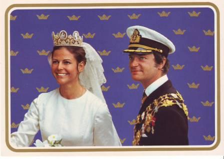Carlos Gustavo XVI y Silvia IMAGE0099