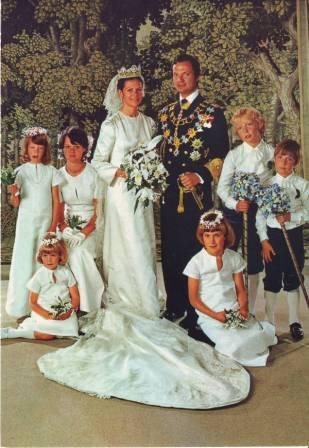 Carlos Gustavo XVI y Silvia IMAGE0109