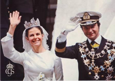 Carlos Gustavo XVI y Silvia IMAGE0110